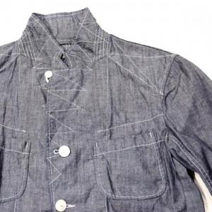 Engineered Garments/ Bedford Jacket_Cone Chambray