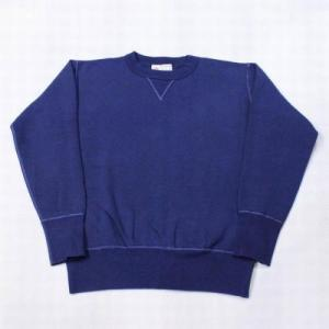 TWO MOON / no.92022 Sweat Shirt_Navy