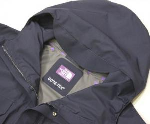 The North Face Purple Label/GORETEX Mountain parka