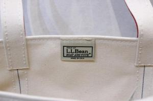 L.L.Bean / Boat & Tote Bag - Medium
