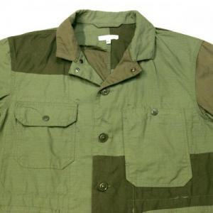 Engineered Garments / Logger Jacket_Cotton Ripstop