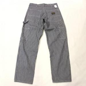 StanRay / Single Knee Painter Pant_Hickory