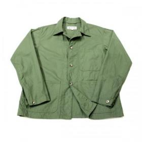 Engineered Garments/ Utility Jacket_Cotton RipStop