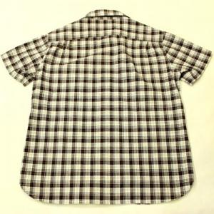 BEMIDJI / SS Open Collar Work Shirt