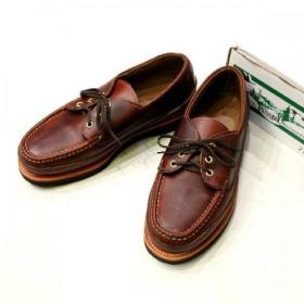 Russell Moccasin / Special Order Regatta Boat Shoe
