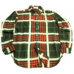 Engineered Garments /19th BD Shirt_Oversize Plaid