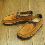 ANA-TEC FootWear / WALLY SUEDE