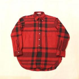 Engineered Garments /19th BD Shirt_Big Plaid