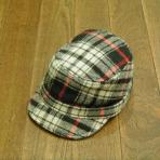NEWYORK HAT CO. / Plaid Worker Cap