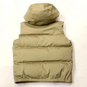 The North Face Purple Label / Hooded Sierra Vest