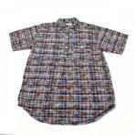 Engineered Garments/ Popover BD_Floral Printed Mad