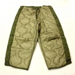 US MILITARY / DeadStock M-65 Pant Liner