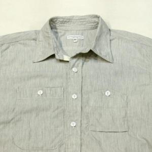 Engineered Garments / Work Shirt_Melange Cotton