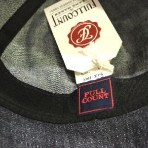 FULL COUNT  / 6734 US ARMY Denim Hat