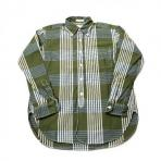 Engineered Garments /19th BD Shirt_Cotton Plaid