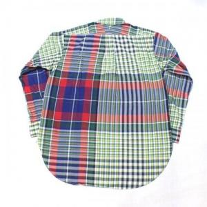 Engineered Garments/ 19Century BD Shirt_Big Madras