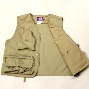 The North Face Purple Label _ 65/35 Angler Vest