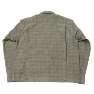Engineered Garments / Bowling Shirt_Cotton Pintuck