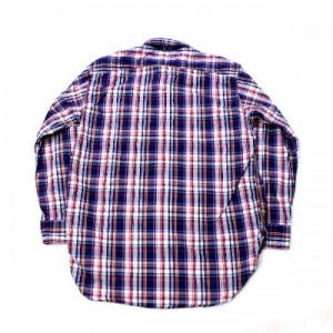 Engineered Garments / Work Shirt_Plaid Poplin