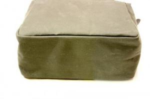 FILSON U.S.A. / Tote Bag With Zipper_Olive