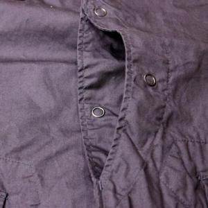 Engineered Garments/ Upland Vest_High Count twill