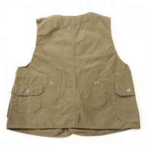 Engineered Garments/Upland Vest_4.5oz Waxed Cotton