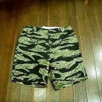 South2West8 / Horn Camo L Pocket Jean Short