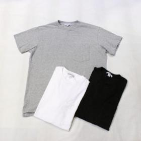 Engineered Garments / WORKADAY CrossOver Neck Tee
