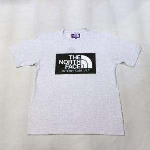 The North Face Purple Label / NT3953N HS Logo Tee