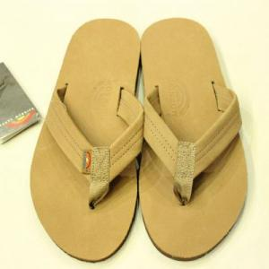 RAINBOW SANDALS / Premier Leather_Single Layer
