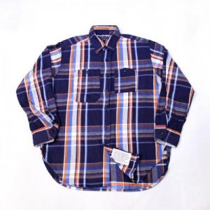Engineered Garments / Work Shirt_Twill Plaid
