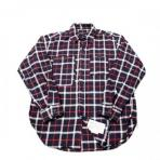 Engineered Garments / Work Shirt_Plaid Flannel