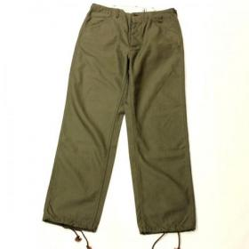 CORONA / CP005 ARMY Slacks_1943 Back Satin