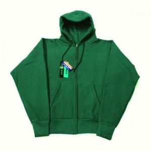 CAMBER / Cross Knit Zipper Hooded