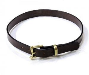 NEEDLES / Quick Release Belt_Bridle Brown