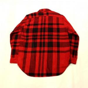 Engineered Garments / Work Shirt_Big Plaid
