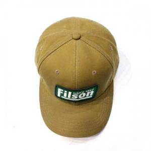 FILSON / Oil Tin Logger Cap_Dark Tan