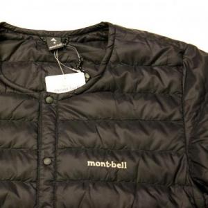 mont-bell /  Superior Down Round Neck T