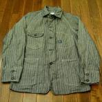 Post Overalls / #1102 Engineers' Jacket