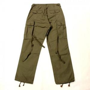 CORONA / CP016 Jungle Slacks_Tropical Poplin