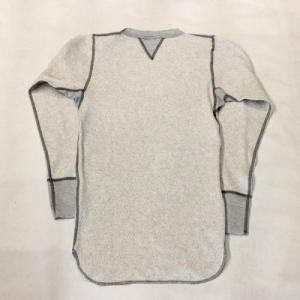 TWO MOON / no.26508 Old Thermal Long Sleeve Tshirt